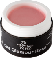 VeVol - Nails Glamour Rose