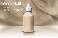 Акриловая краска VeVol №38 (пастель - персиковый)
